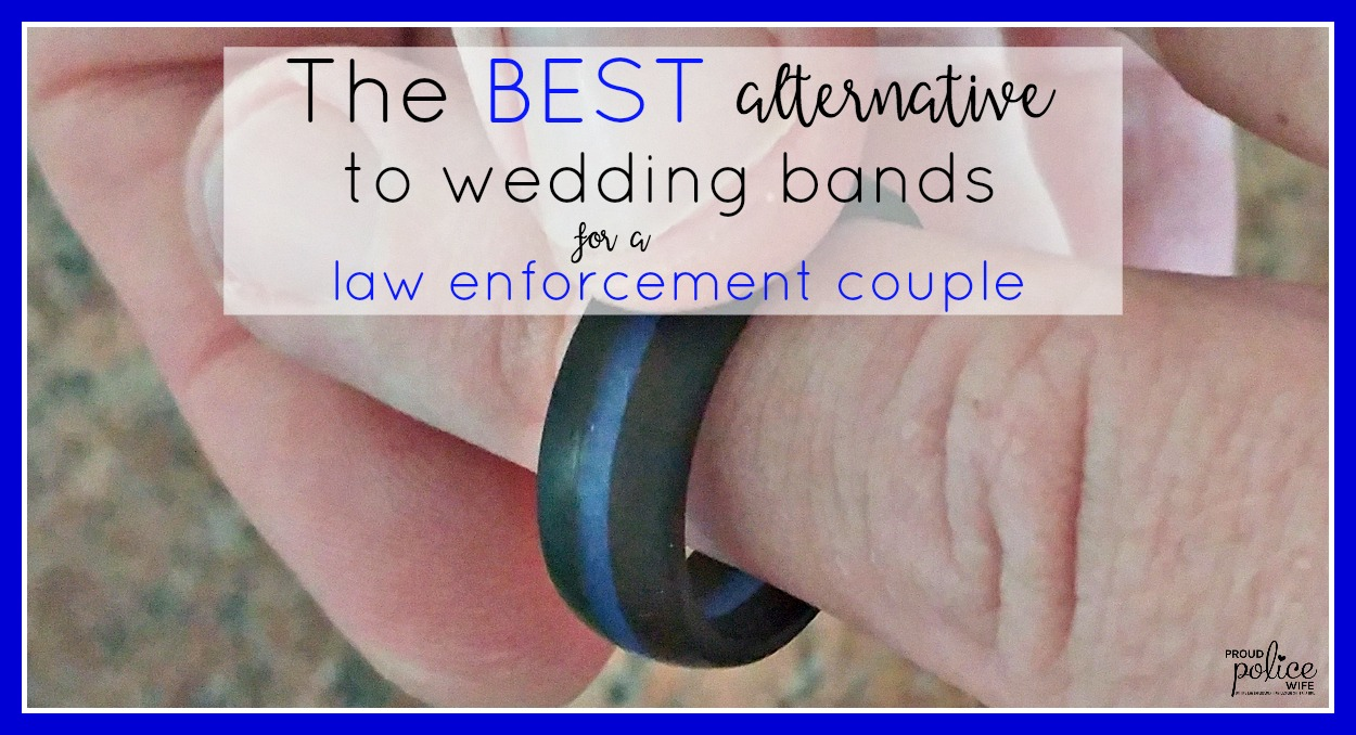 bands thin inspirational temple fresh police line of in koelewedding tungsten rings wedding blue law ring com durable enforcement