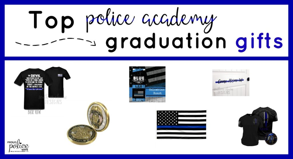 Top Gifts for a Police Academy Graduate