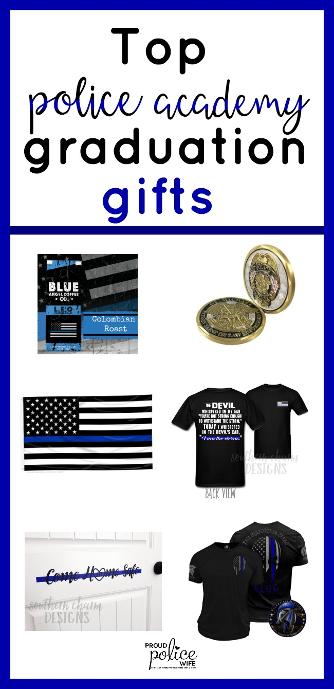 Top police academy graduation gifts